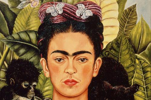 Ao Melhor Frases De Frida Kahlo Em Espanhol: Bellas Artes Do México Comemora 65º Aniversário Com Mostra